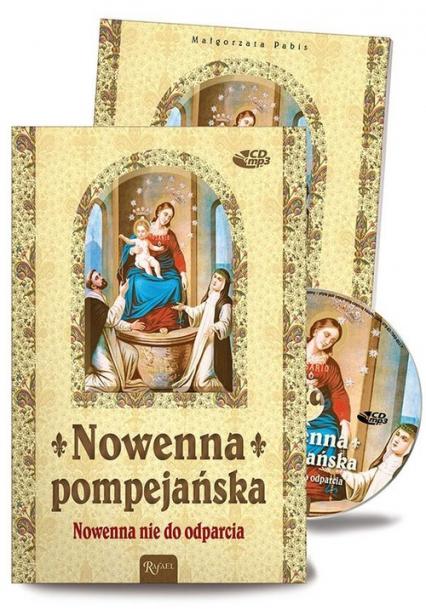 Nowenna pompejańska. Nowenna nie do odparcia - Małgorzata Pabis | okładka