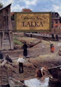 Lalka - Bolesław Prus   okładka