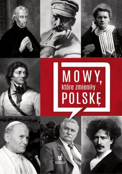 Słowa, które zmieniły Polskę - zbiorowa Praca | okładka