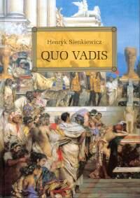 Quo Vadis - Henryk Sienkiewicz | okładka