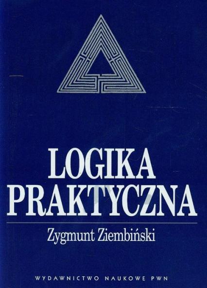 Logika praktyczna - Zygmunt Ziembiński | okładka