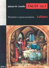 Faust Wydanie z opracowaniem - Goethe Johann Wolfgang | okładka