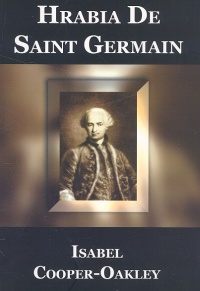 Hrabia De Saint Germain - Cooper Oakley Isabel | okładka