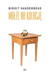 Małże na kolację - Birgit Vanderbeke   okładka