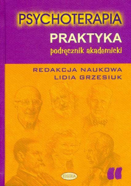 Psychoterapia Praktyka Podręcznik akademicki -  | okładka