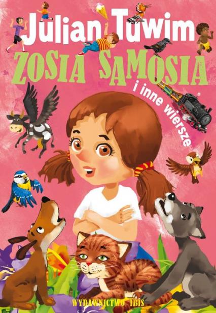 Zosia-Samosia i inne wiersze - Julian Tuwim   okładka