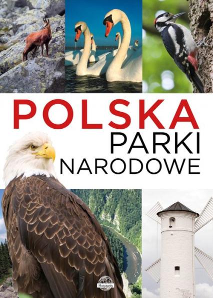 Polska Parki narodowe - Krzysztof Ulanowski   okładka