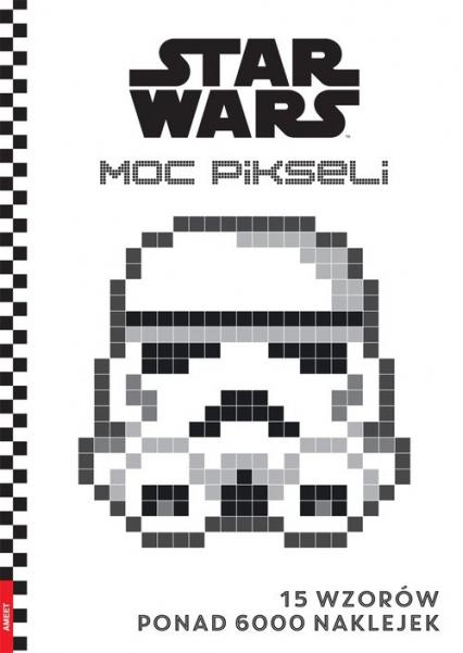 Star Wars Moc pikseli SPIX-1 -  | okładka