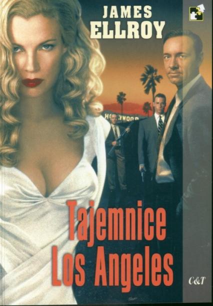 Tajemnice Los Angeles - James Ellroy   okładka