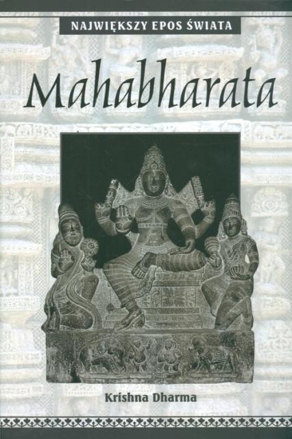 Mahabharata Największy Epos Świata - Krishna Dharma | okładka