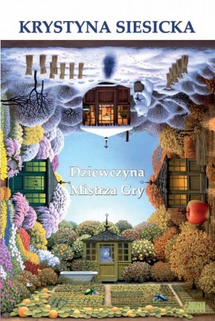 Dziewczyna Mistrza Gry - Krystyna Siesicka | okładka