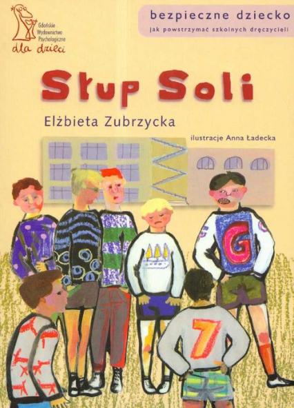 Słup soli - Elżbieta Zubrzycka | okładka