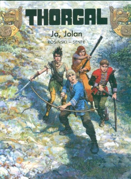 Thorgal Ja Jolan Tom 30 - Rosiński Grzegorz, Hamme Jean | okładka