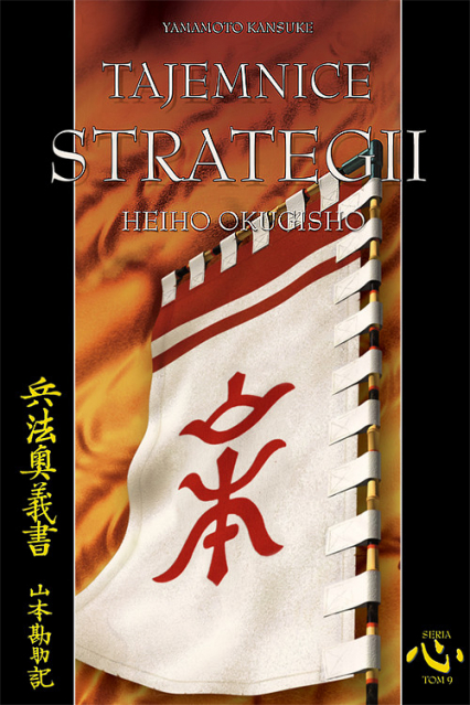 Tajemnice strategii - Yamamoto Kansuke | okładka