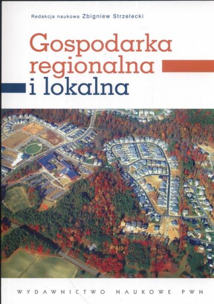 Gospodarka regionalna i lokalna -  | okładka