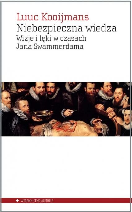 Niebezpieczna wiedza Wizje i lęki w czasach Jana Swammerdama - Luuc Kooijmans | okładka
