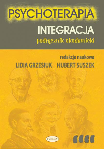 Psychoterapia Tom 4 Integracja Podręcznik akademicki -  | okładka