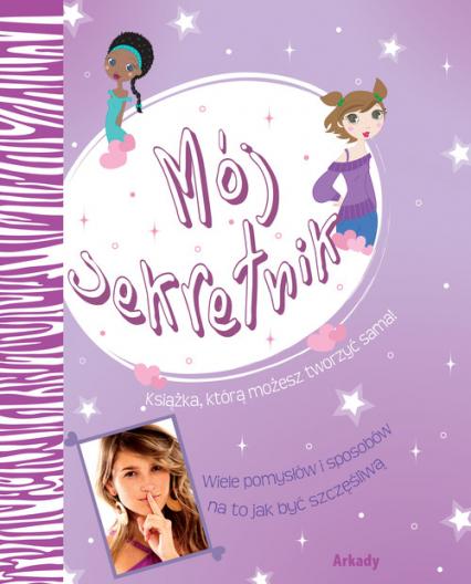 Mój sekretnik - Boece Geraldine, Placie Anne, Nicolle Izabelle | okładka