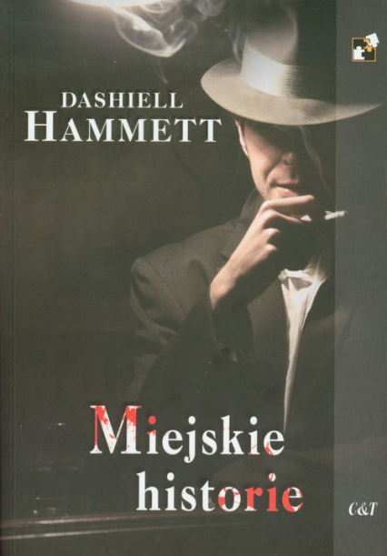 Miejskie historie - Dashiell Hammett   okładka