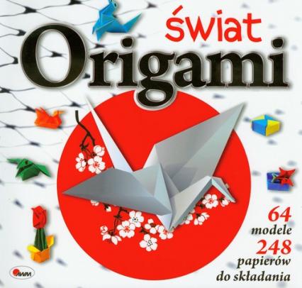 Świat origami -  | okładka