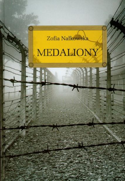 Medaliony - Zofia Nałkowska | okładka