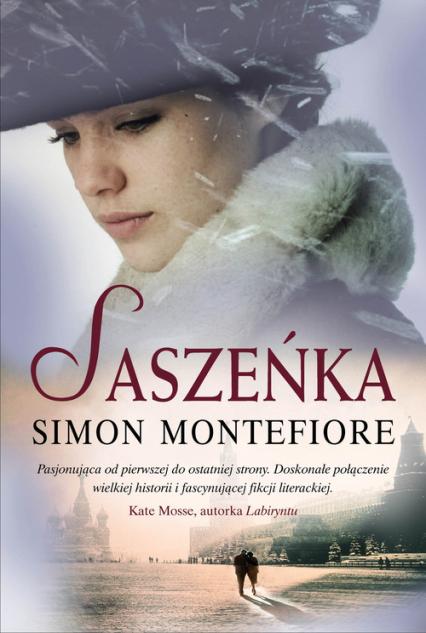 Saszeńka - Montefiore Simon Sebag | okładka