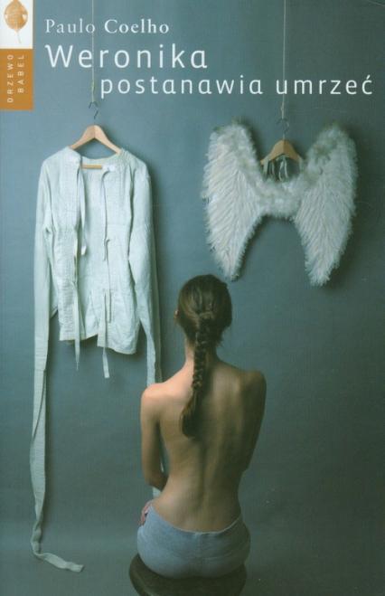 Weronika postanawia umrzeć - Paulo Coelho | okładka