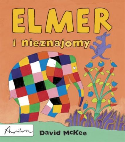 Elmer i nieznajomy - David McKee | okładka