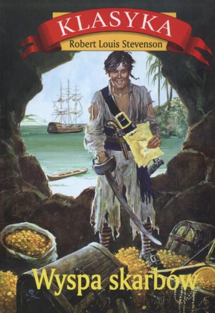 Wyspa skarbów - Stevenson Robert Louis   okładka