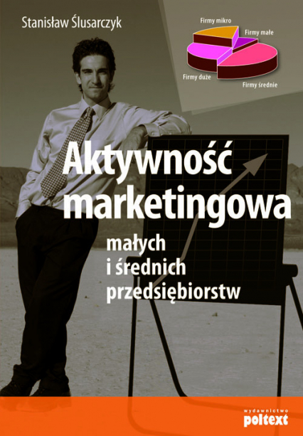 Aktywność marketingowa małych i średnich przedsiębiorstw - Stanisław Ślusarczyk | okładka
