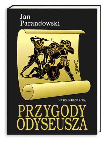 Przygody Odyseusza - Jan Parandowski   okładka
