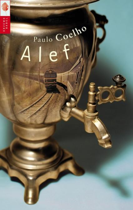 Alef - Paulo Coelho | okładka