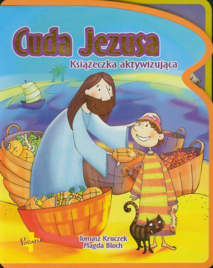 Cuda Jezusa - Tomasz Kruczek | okładka
