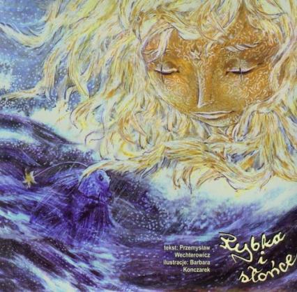 Rybka i słońce - Przemysław Wechterowicz | okładka