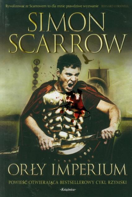 Orły imperium 1 - Simon Scarrow | okładka
