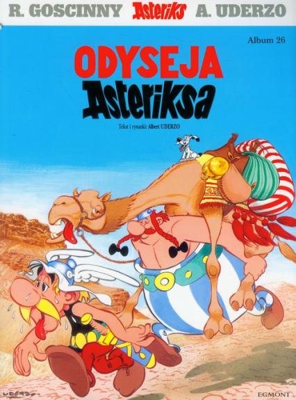Asteriks Odyseja Asteriksa 26 - Albert Uderzo | okładka