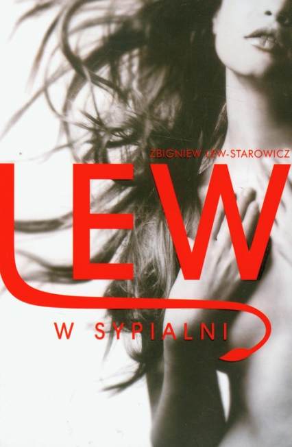 Lew w sypialni - Zbigniew Lew-Starowicz | okładka