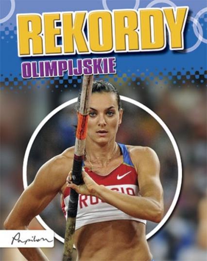 Rekordy olimpijskie -    okładka