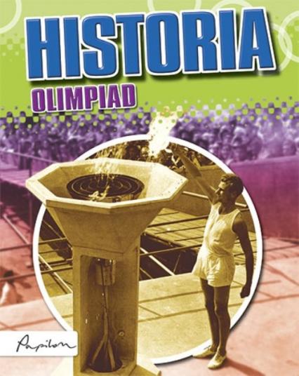 Historia olimpiad -  | okładka