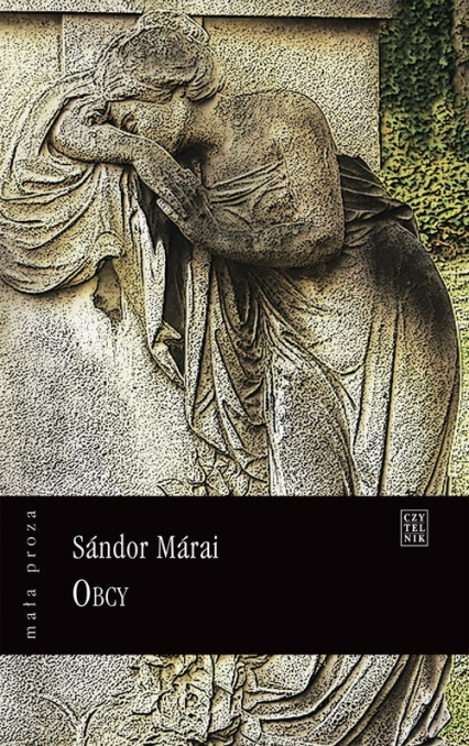Obcy - Sandor Marai | okładka