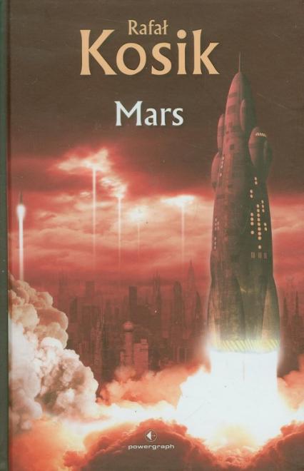 Mars - Rafał Kosik | okładka