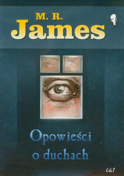 Opowieści o duchach - M.R. James   okładka