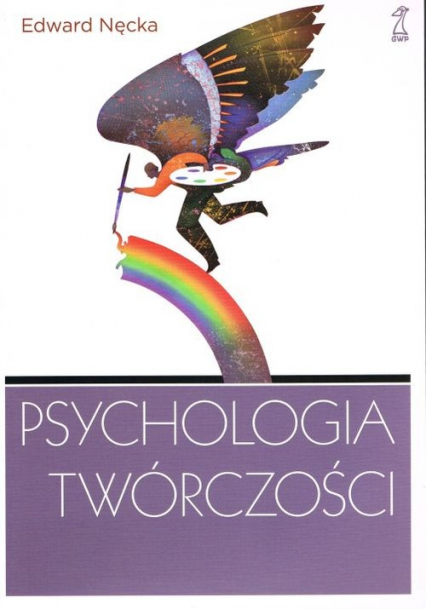 Psychologia twórczości - Edward Nęcka | okładka
