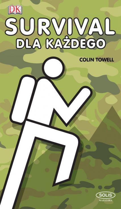 Survival dla każdego - Colin Towell | okładka