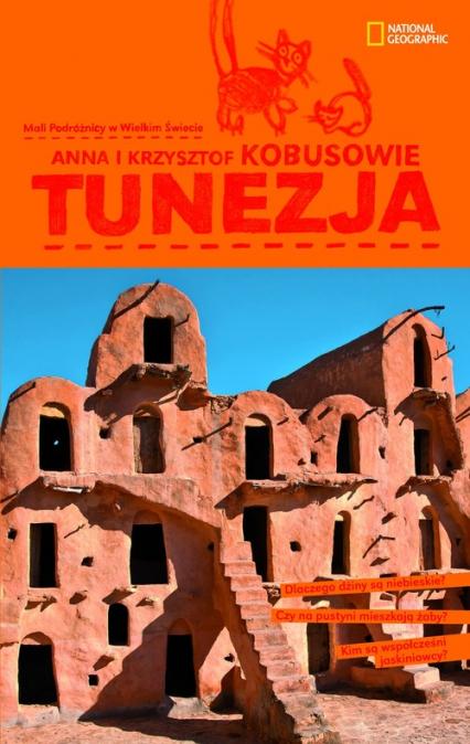 Tunezja - Kobus Anna, Kobus Krzysztof | okładka