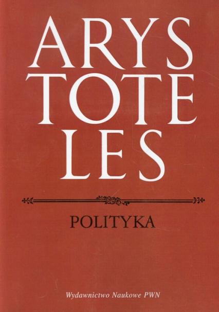Polityka - Arystoteles | okładka