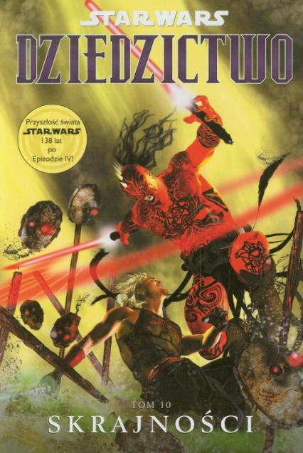 Star Wars Dziedzictwo Tom 10 Skrajności -  | okładka