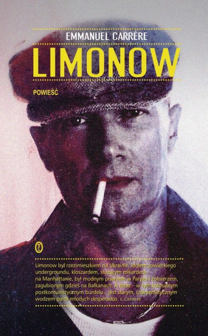 Limonow - Emmanuel Carrere | okładka