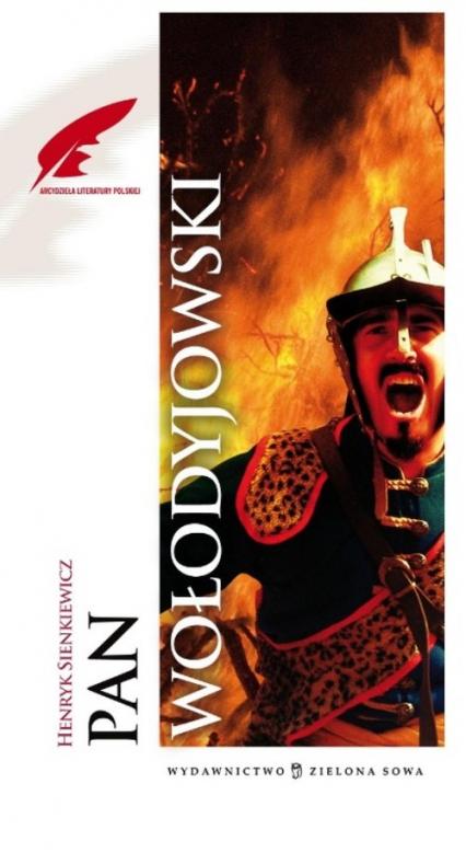 Pan Wołodyjowski - Henryk Sienkiewicz | okładka
