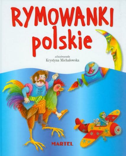 Rymowanki polskie -    okładka